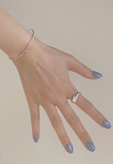 Cloud ring *92.5 silver