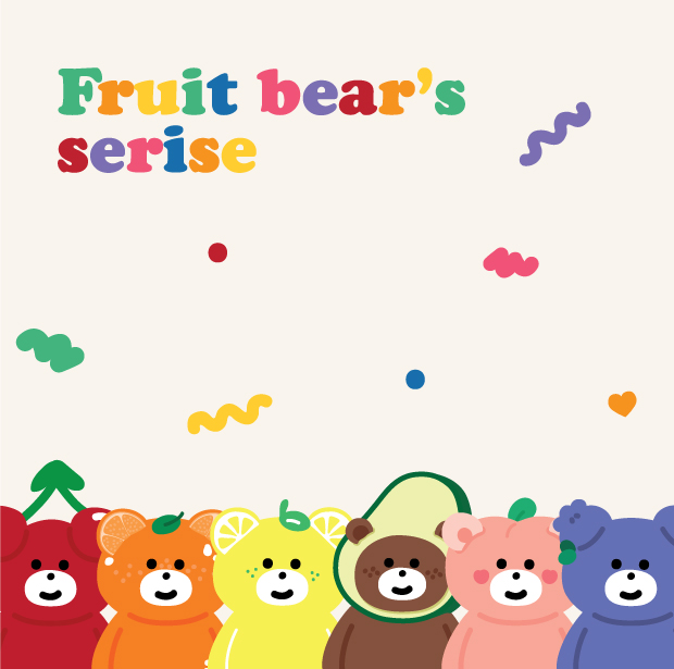 FRUIT BEAR