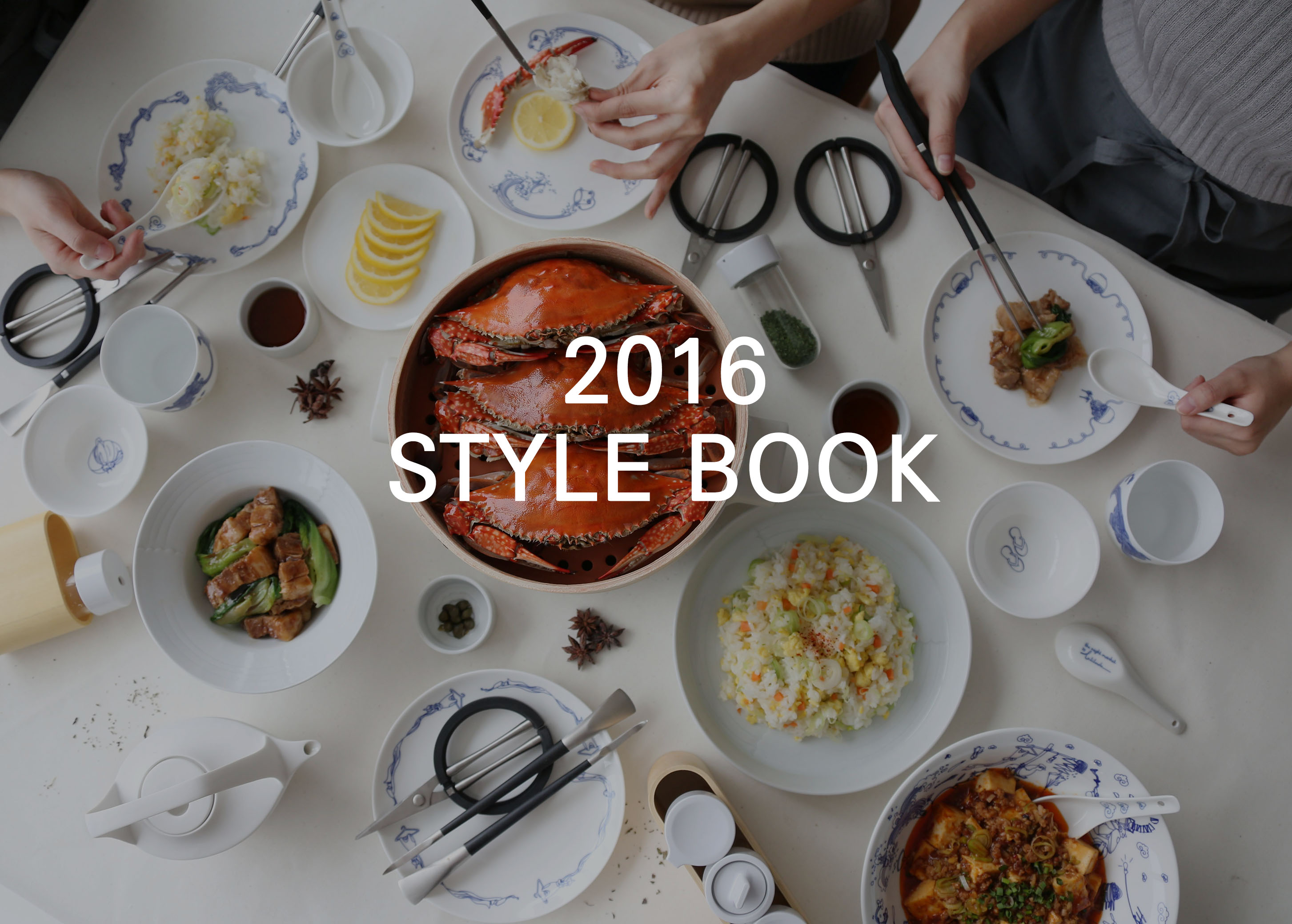 2016 Style book