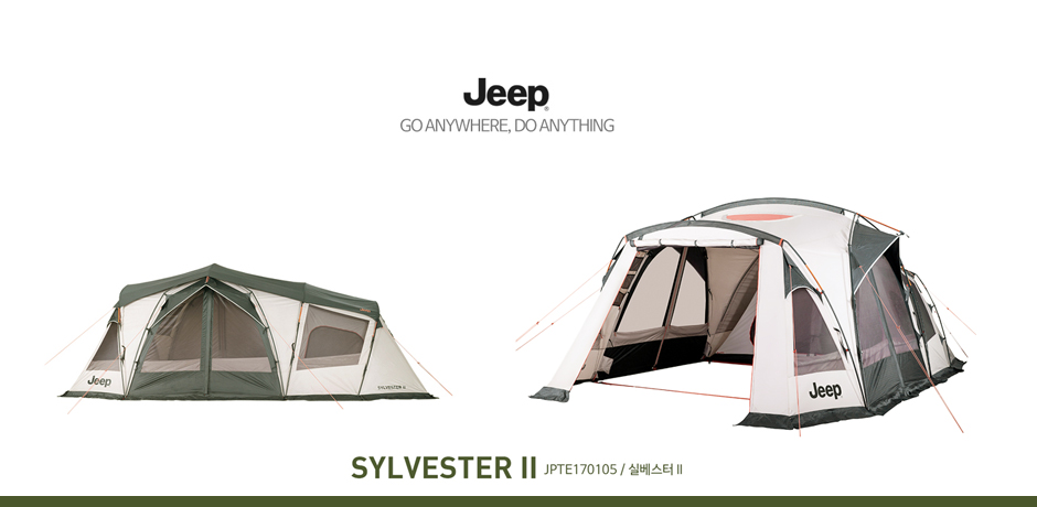JEEP - SYLVESTER ll