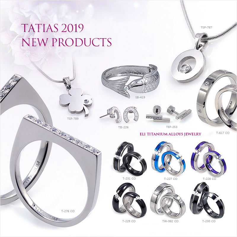 TATIAS New Products